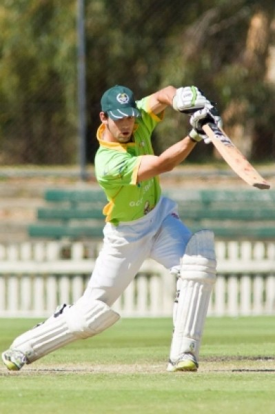Michael Jephcott Cricket