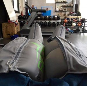 Recovery Pump boots