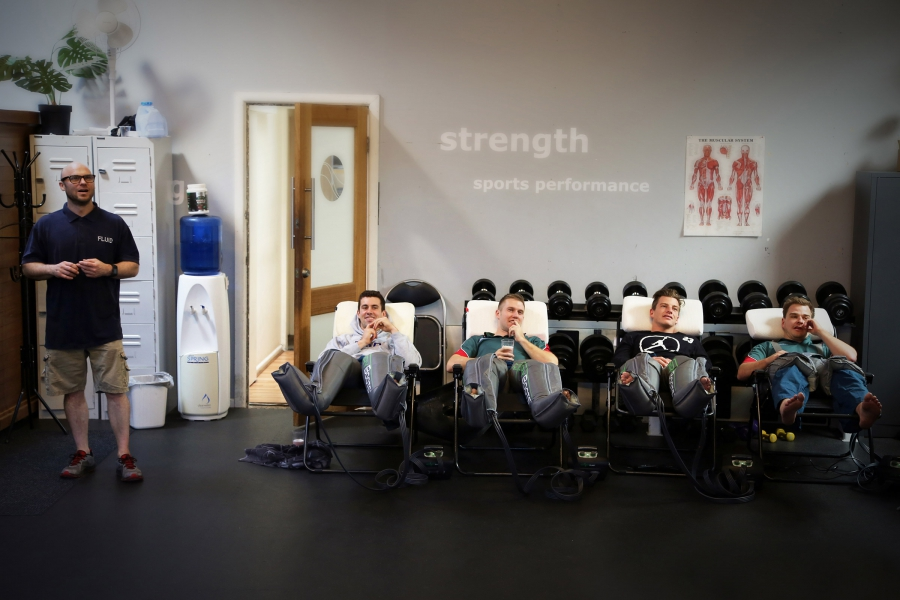 Sports Recovery Session