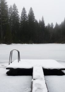Ice Baths Pool
